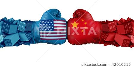 China United States Trade Challenge 42010219