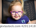 glasses, girl, toddler 42011418