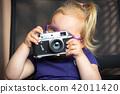 camera, girl, toddler 42011420
