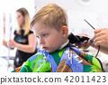 haircut, boy, toddler 42011423