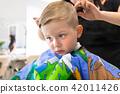 haircut, boy, toddler 42011426