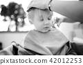 haircut, hair, kid 42012253