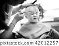 haircut, hair, kid 42012257