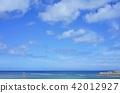 blue, blue sky, clear sky 42012927