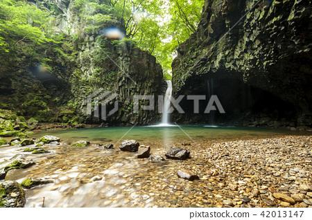 Gyeonggi-do, Pocheon-si, Pigeonang Falls 42013147