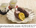烤紅薯 番薯 地瓜 42016327