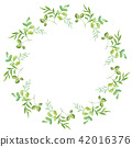 herb, herbal, circle 42016376