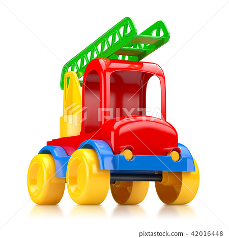 Car toy with stairs 42016448