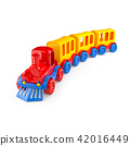 train toy colorful 42016449