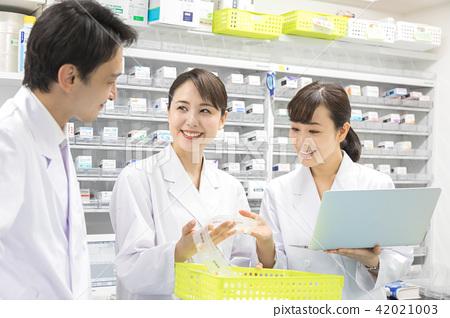藥房配藥藥房 42021003