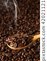 coffee, beans, roasted 42021121