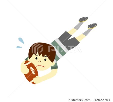 rugby, baby boy, boy 42022704