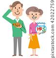 夫婦寵物例證 42022759