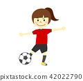 Soccer girls 42022790