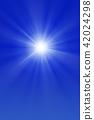 ท้องฟ้าเป็นสีฟ้า,แสงอาทิตย์,ท้องฟ้า 42024298