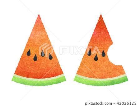 西瓜红豆 42026125