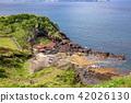 济州岛 世界遗产 花茎 42026130