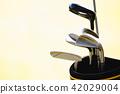 set of golf clubs 42029004
