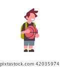 school, child, vector 42035974