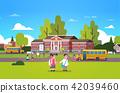 bus, yellow, school 42039460