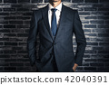 남성, 남자, 비즈니스 42040391