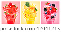 juice label splash 42041215