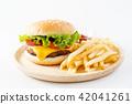 burger, baker, bread 42041261