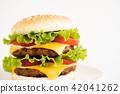 burger, baker, bread 42041262