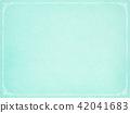 พื้นหลัง - กระดาษ - กระดาษใช้แล้ว - กรอบ - สีน้ำเงิน 42041683