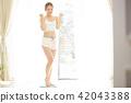 여성 뷰티 이미지 다이어트 42043388