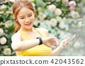 女子体育跑步 42043562