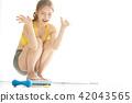 ผู้หญิงอาหารภาพความงาม 42043565