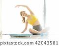 女性運動 42043581