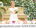 女性新娘形象 42043583