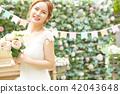 ภาพเจ้าสาวหญิง 42043648