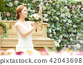 女性新娘形象 42043698