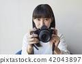 카메라를 가진 여자 42043897