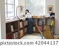 ผู้หญิงในร้านหนังสือ 42044137