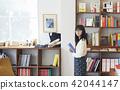 ผู้หญิงในร้านหนังสือ 42044147