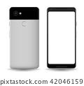屏幕 智能手机 触摸屏 42046159