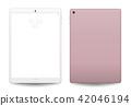 Tablet mockup. 42046194