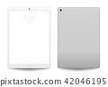 Tablet mockup. 42046195