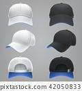 cap white baseball 42050833