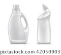 Household chemistry bottles isolated  42050903