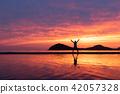 Paternal beach (Chibugahama) - กระจกส่องหน้าในทะเล Seto Inland หรือที่เรียกว่าทะเลสาบเกลือ Uyuni ในญี่ปุ่น - 42057328