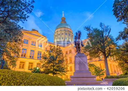 Georgia State Capitol 42059206