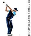 Golf Golfer Golfing 42060548