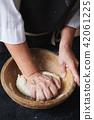 bread, dough, cooking 42061225