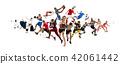 ball football tennis 42061442