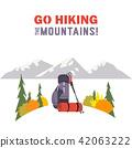 backpack, camp, hiking 42063222